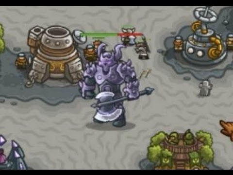 Kingdom Rush - Blackburn Castle - 3 Stars Full Walkthrough