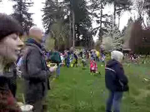 Easter Egg Hunt - Elks Lodge Vancouver WA 2010