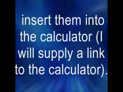 Calculate your Daily Calorie Intake