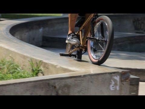 How to Do a Feeble Grind | BMX Bike Tricks