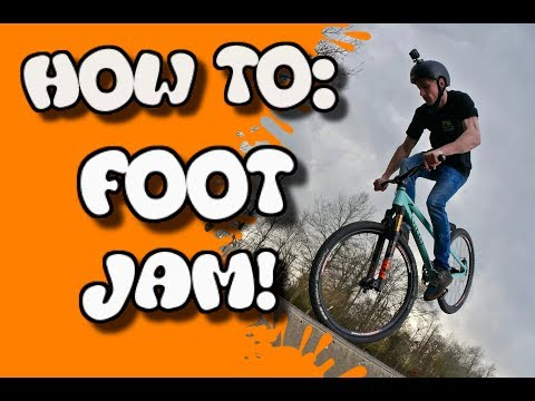 HOW TO: FOOT JAM!