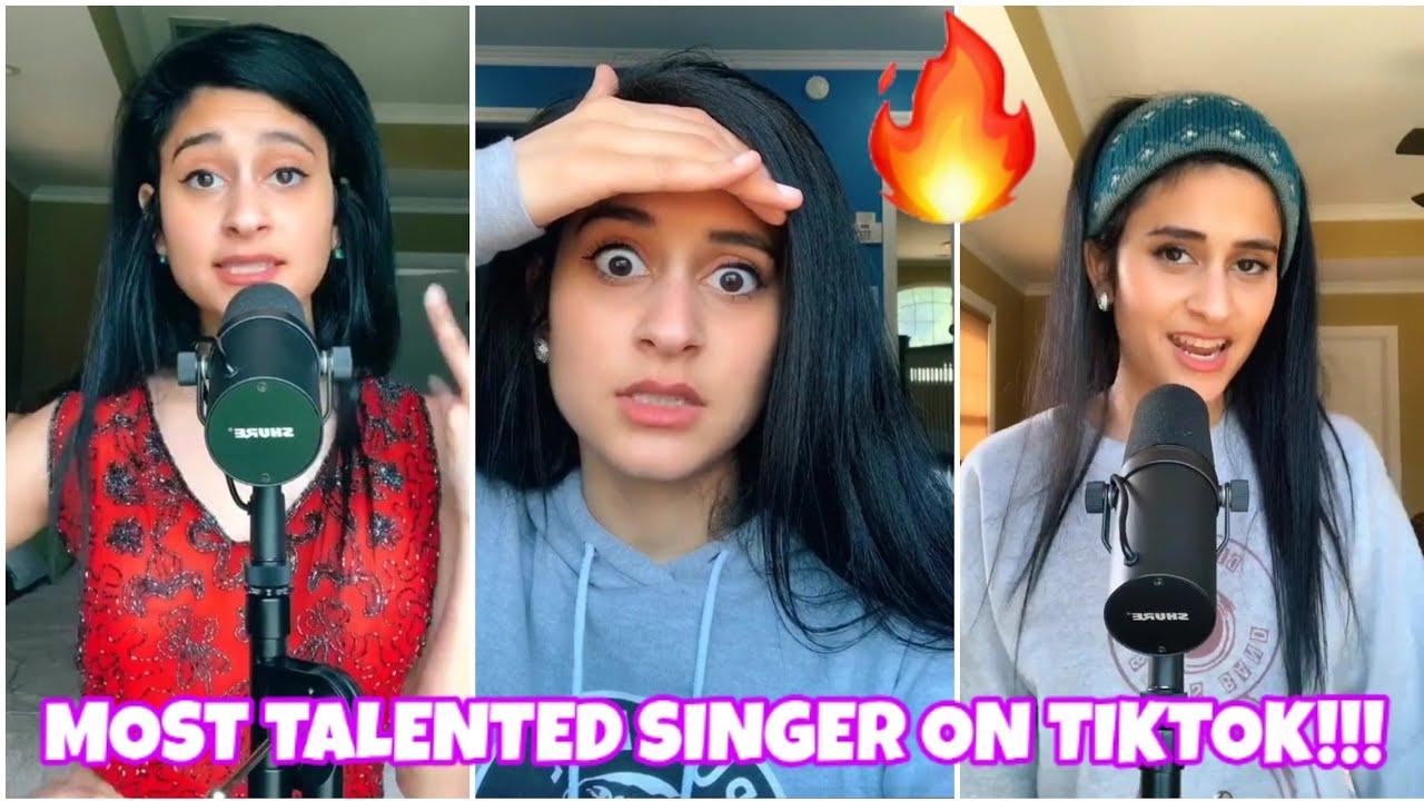 Shuba (@tiktokbrownchick) - Tiktok Compilation   Most talented singer on tiktok!!!