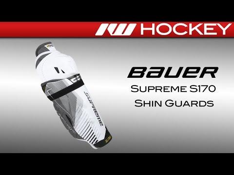 Bauer Supreme S170 Shin Guard Review