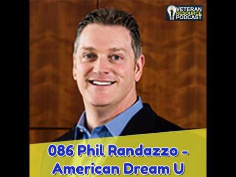 086 Phil Randazzo - American Dream U