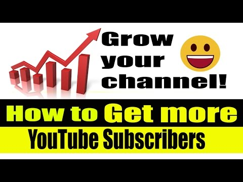 How to Get More YouTube Subscribers in Urdu/hindi   Increase YouTube Subscribers