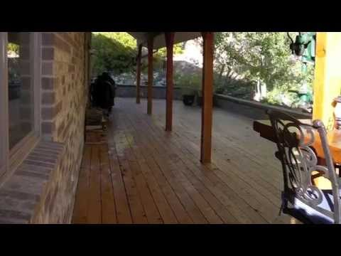 Port Orford Cedar Decking