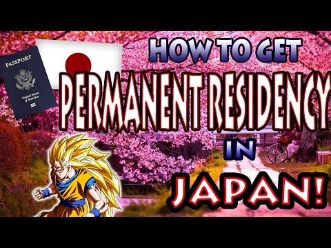 How To Get Permanent Residency in Japan