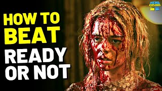 How to Beat the DEATH GAME in \
