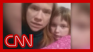 Watch this US citizen describe her journey to flee Wuhan with her daughter