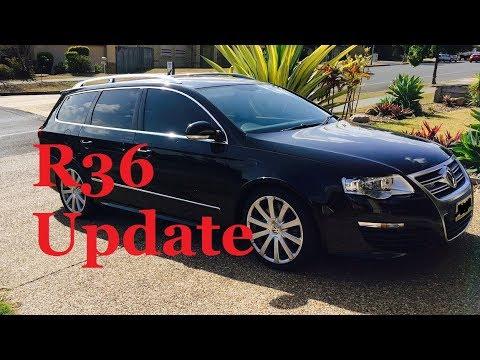 Volkswagen Passat R36 Update 1