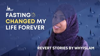 Fasting Changed My Life Forever! -New Muslim for Ramadan Inspiration