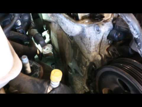 Timing chain replacement Hyundai Sonata 2006-2009 GLS 2.4L DOHC Install Remove Replace