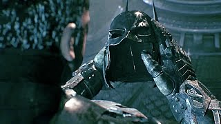 Batman Arkham Knight All Ending 100% Knightfall Protocol + Final Boss