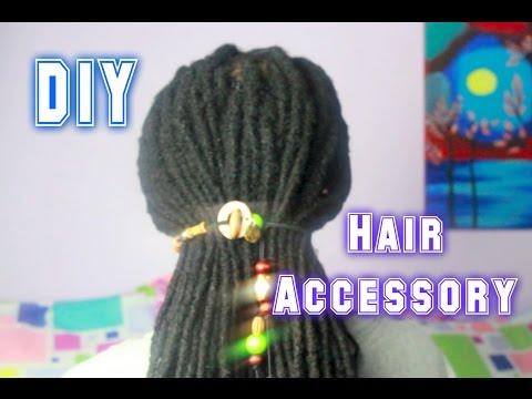 DIY Hair Accessory! Stretch-Tie