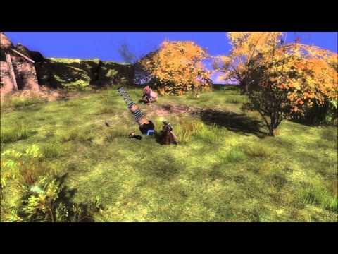 GW2 Finisher: Vigil Megalaser [Wachsamen-Megalaser]