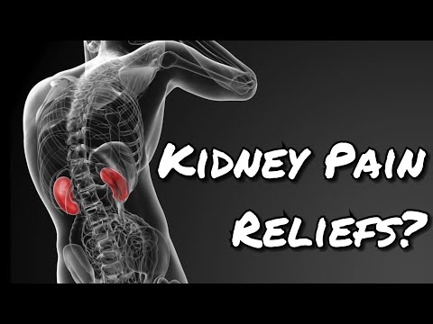Kidney PAIN Relief? Relieve Your KIDNEYS Pain Naturally w FOODS, Natural Relief. IMPROVE Function+++