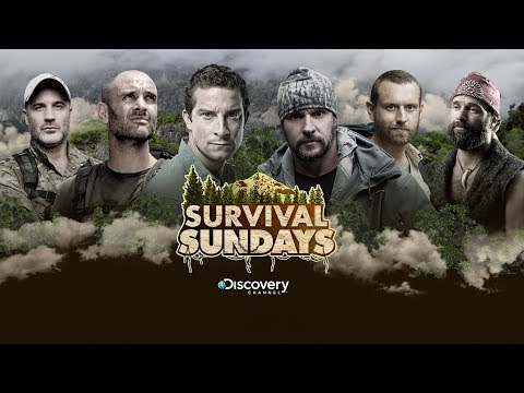 Survival Sundays | New on Discovery