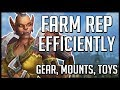 Download  How To EFFICIENTLY Farm Reputation In BFA | WoW Battle for Azeroth MP3,3GP,MP4