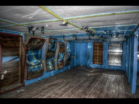 Oldest Funhouse in USA   Abandoned Amusement Park - PA