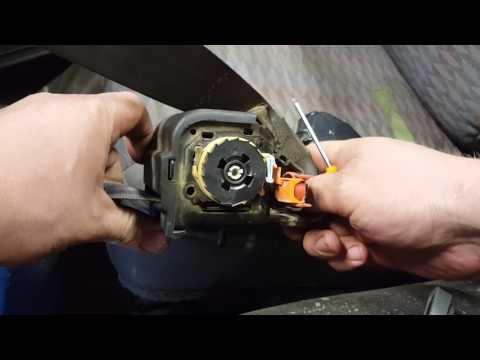 How to unlock a jeep wrangler tj stuck seatbelt