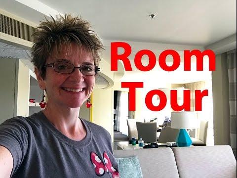ROOM TOUR - CONTEMPORARY RESORT - WALT DISNEY WORLD