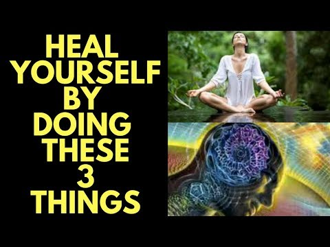 3 Ways to Heal Yourself INSTANTLY using the Law of Attraction