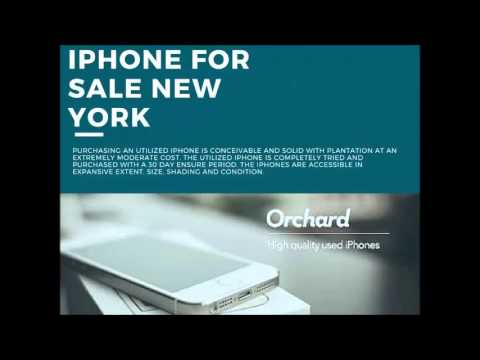 Buy Used Iphone New York