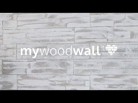 Mywoodwall Wood Paneling - How To
