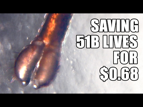 How to save 51 billion lives for 68 cents with simple Engineering