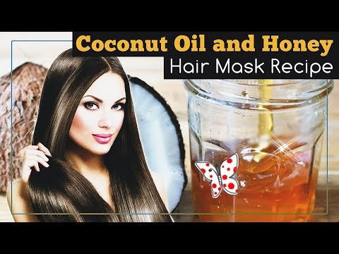 Coconut Oil and Honey Hair Mask Recipe