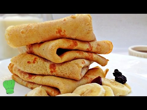 HOW TO MAKE DELICIOUS PANCAKES || NIGERIAN PANCAKE RECIPE