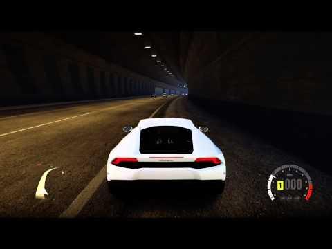 Forza Horizon 2: Huracan Exhaust, Snap Crackle Pop
