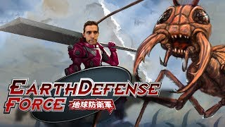 BUG ZAPPERS - Earth Defense Force Gameplay