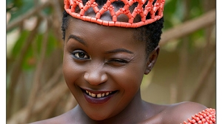 I miss you my ninjas. Kansiime Anne.  African Comedy.