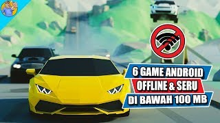 6 Game Android Offline Seru dengan Ukuran Download di Bawah 100 MB