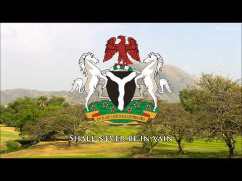 National Anthem of Nigeria (EN)