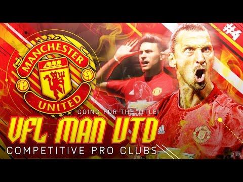 Fifa 17 Pro Clubs Series | #4 | Newcastle!