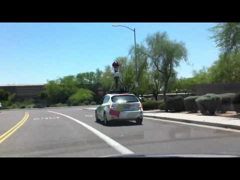 Watch how Google Maps Street View is created