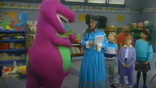 Barney & Friends: Honk! Honk! A Goose on the Loose! (Season 2, Episode 5)