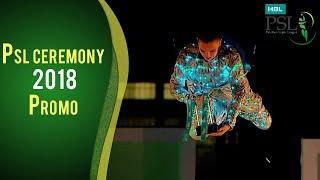 HBL PSL 2018 Opening Ceremony Promo | PSL