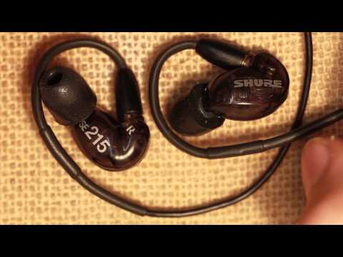 Shure Se215 Review Update + Macro & How To Remove Cable