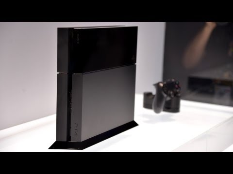 PlayStation 4 Hands On! (PS4 Gameplay)