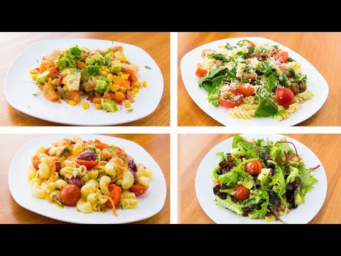 5 Healthy Lunch Ideas To Lose Weight, Easy Healthy Recipes