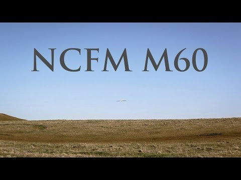 NCFM M60 Ridge Soaring Selsley Common, UK