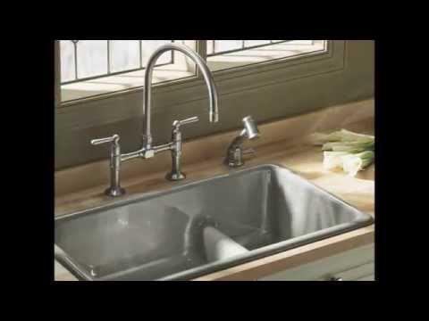 Kohler Kitchen Sink Design