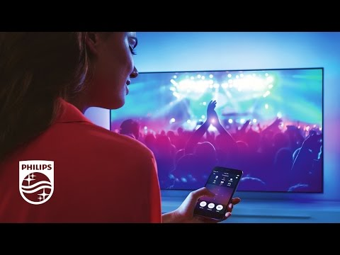 Philips TV Remote App: Control at the touch of your fingertips