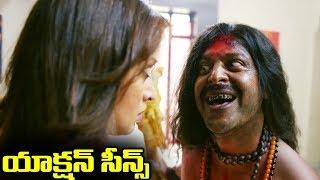 Sri Ram & Lakshmi Rai Powerful Action And Emotional Scenes - Volga Videos