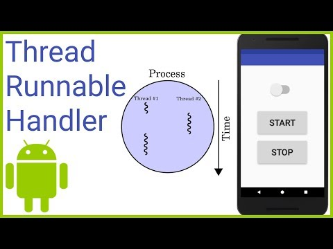 How to Start a Background Thread in Android