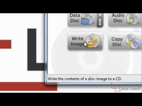 Creating an Ubuntu Installation cd