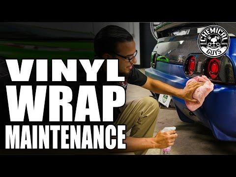 How To Maintain Vinyl Wraps - R32 Skyline - Chemical Guys